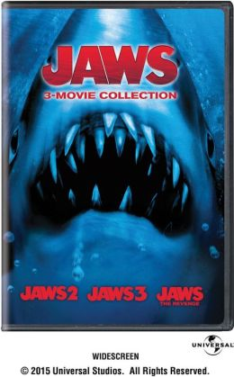 Jaws 3 Movie Collection By Universal Studios 25192279218