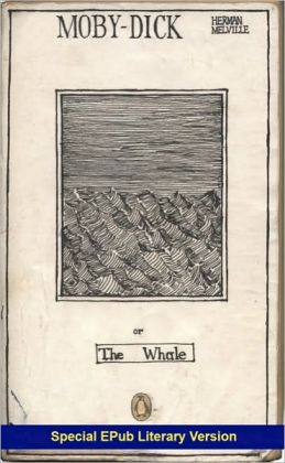 Moby Dick Original 1851 Edition By Herman Melville