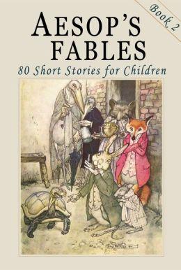 Childrens literature fable books