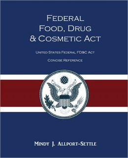 History of the fdc act