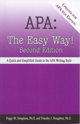 Apa reference format book edition