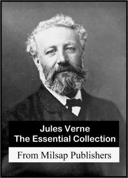 Jules verne books list in order