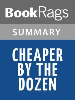 Critical essay on cheaper by the dozen
