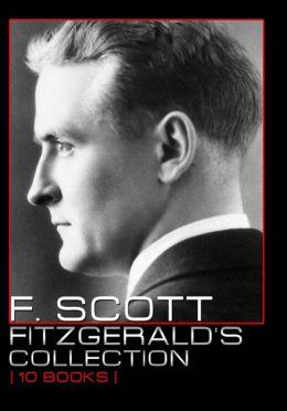 Books by f scott fitzgerald in order