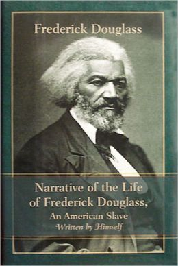 Narrative of the life of frederick douglass literature book