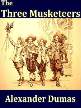 An analysis of the three musketeers book by alexandre dumas
