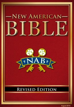 Catholic New American Bible Revised Edition Nabre By