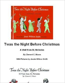 Twas the night before christmas book original