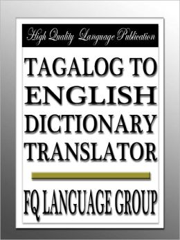 free language translation filipino to english