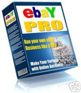 How To Sell Information Products On Ebay Pro Books