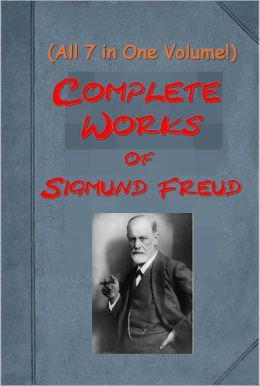 Complete 7 Sigmund Freud Works-Interpretation of Dreams ...