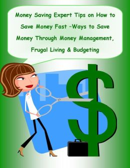How to save money book