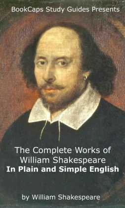 Shakespeare books in simple english