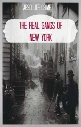 Gangs of new york book