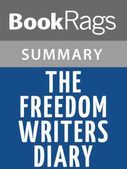 Freedom writers book summary