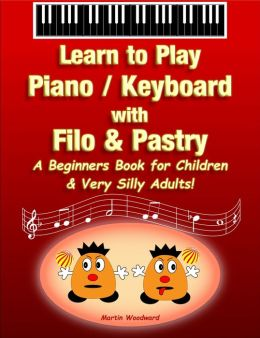 Kids learn to play piano books