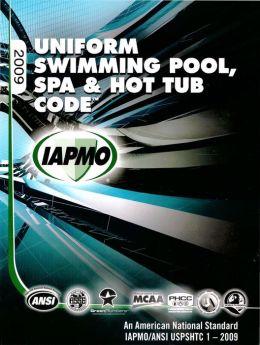 iapmo uspsht 2009 uniform swimming pool spa and hot