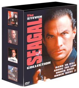 Steven Seagal Collection by Warner Home Video ...