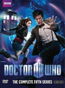 Doctor Who: The Complete Fifth Series movie