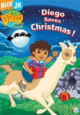 Go Diego Go! Diego Saves Christmas