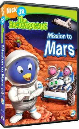 Backyardigans Mission to Mars Book (page 2) - Pics about space