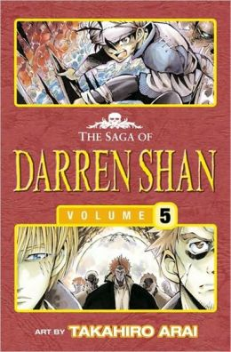 Cirque du Freak Manga, Vol. 5: Trials of Death by Darren Shan | 9780007332724 | Paperback