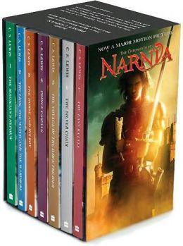 Correct order of narnia books