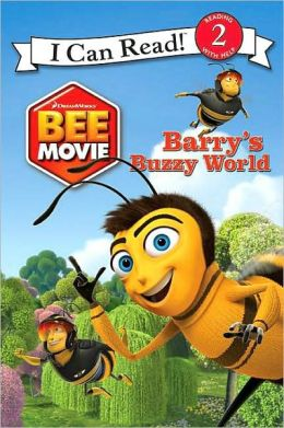 Bee Movie Barry S Buzzy World I Can Read Level 2 By