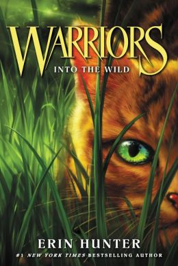 Warriors into the wild book