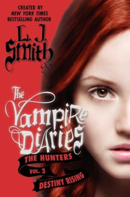 List of all the vampire diaries books in order