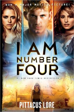 I am number four series book order