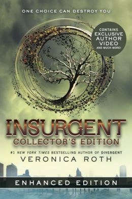 Insurgent (Divergent Series #2) (Enhanced Edition) by ...Veronica Roth Books List
