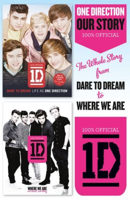 One direction book this is us