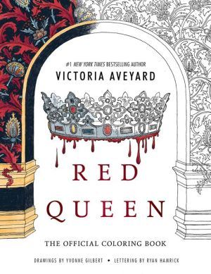 ca22423e1 Red Queen: The Official Coloring Book download