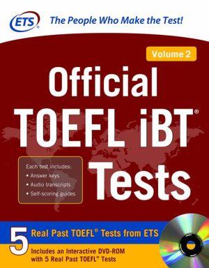 Official TOEFL iBT Tests Volume 2 download - Mon premier blog
