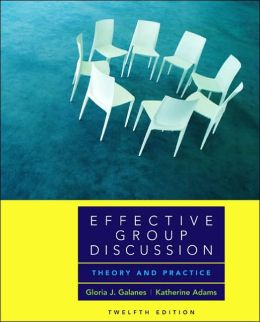 Effective Group Discussion Galanes 69