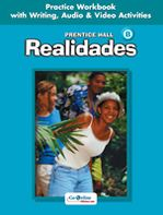 Realidades Writing, Audio and Video Workbook Level 3