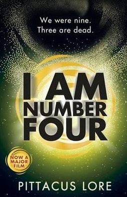 I am number seven book
