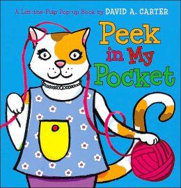 Peek in My Pocket Sarah Weeks and David A. Carter