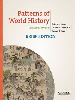Patterns of World History, Volume 1: To 1600
