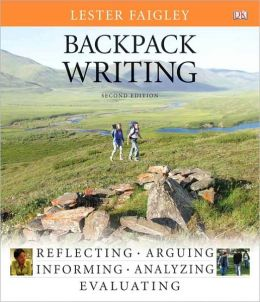backpack writing author faigley isbn pdf