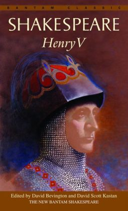 An analysis of king henry v a play by william shakespeare