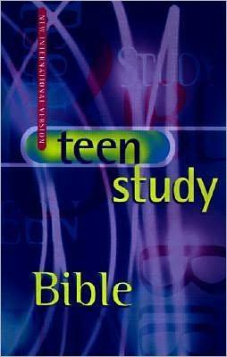 Zondervan Teen Study Bible 2