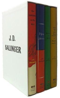 J. D. Salinger Boxed Set by J. D. Salinger   9780316134828 ...