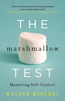 The marshmallow experiment self regulation