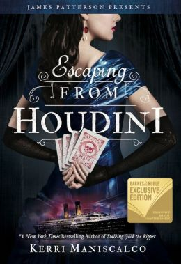 BOOK | Escaping From Houdini (B&N Exclusive Edition) (Stalking Jack the Ripper Series #3)
