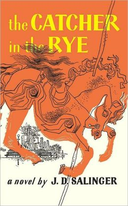 The story of holden caufield in jd salingers novel the catcher in the rye