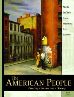 PEOPLE CREATING NATION AMERICAN SOCIETY AND A THE A