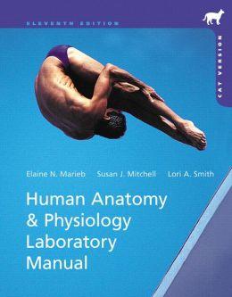 Human anatomy and physiology book marieb