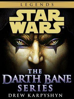 Darth Bane Star Wars 3 Book Bundle Path Of Destruction